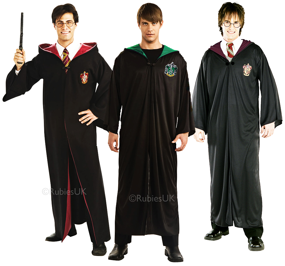 Shapely Sentinel Harry Potter Robes Adults Dress Wizard Book Week Charactermens Costumes Harry Potter Robes Adults Dress Wizard Book Week Character baby Harry Potter Costumes