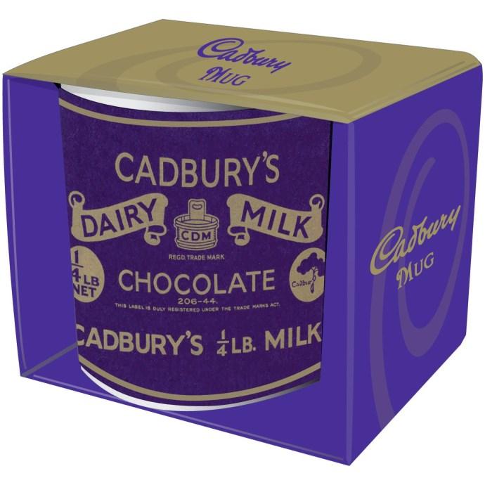 Cadbury's Dairy Milk Chocolate Mug | Standard | KitschaGoGo