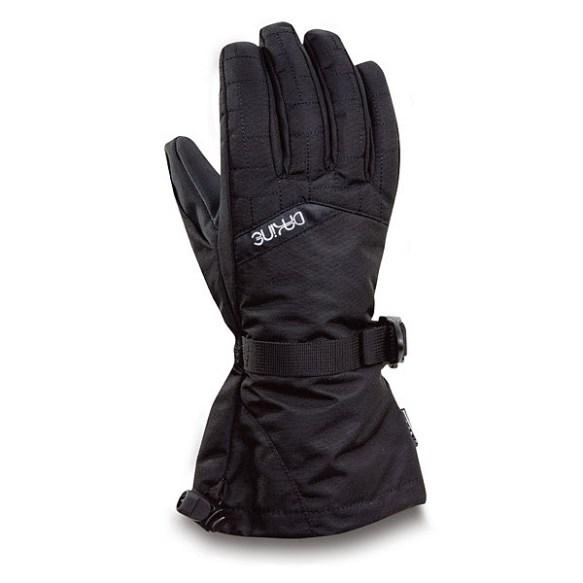 Dakine Capri Womens Snowboard Ski Gloves in Black XL