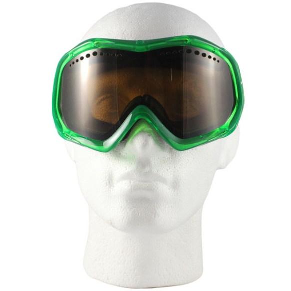 Vonzipper Bushwick snowboard ski goggles 2011 in Venom Translucent Bronze lens