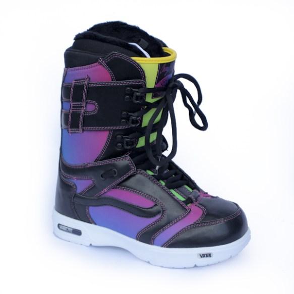 Vans Hi Standard Womens Snowboard Boots Cheryl Maas 2012