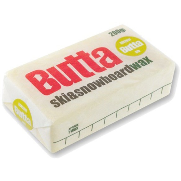 Butta Original 200g Snowboard Ski Wax