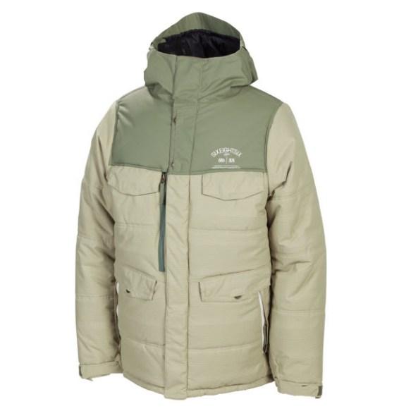 686 Reserved Ridge Infiloft Snowboard Jacket Sage 2013