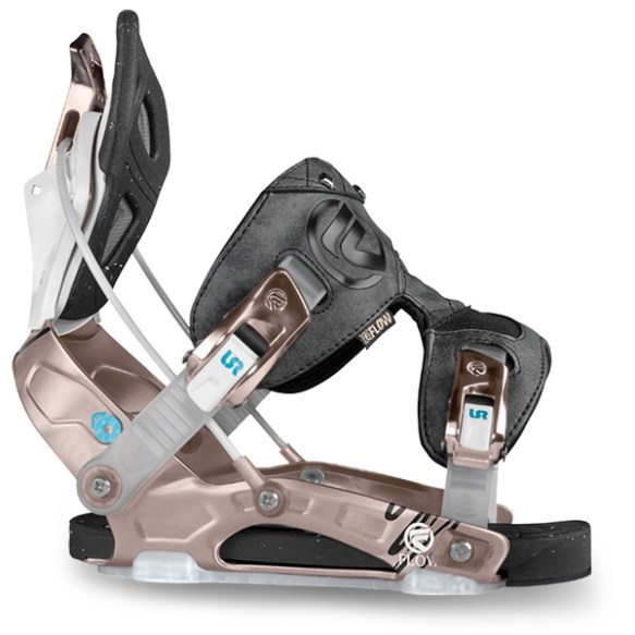 Flow Prima Snowboard Binding 2013 in Champagne Size Large