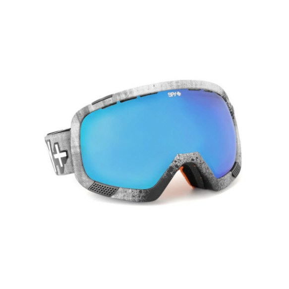 Spy Platoon Louis Viton Snowboard Ski Goggles Blue Contact Mirror 2013