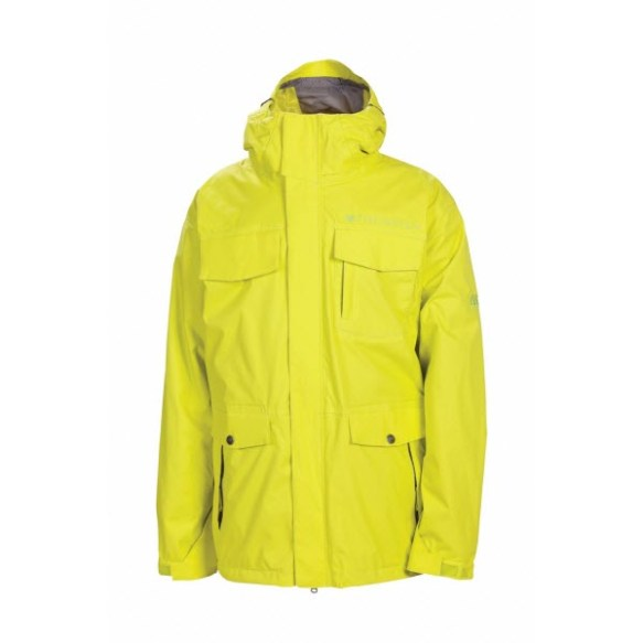 686 Smarty Command Mens Snowboard Jacket Acid 2013