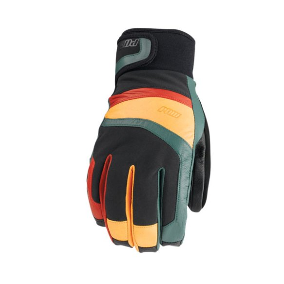 Pow Gloves Tanto Snowboard Ski Gloves 2013 in Rasta