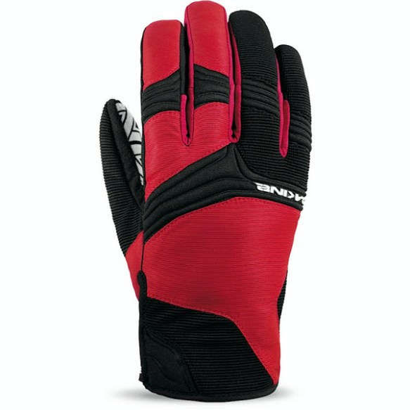 Dakine Viper snowboard Ski Gloves Red 2012