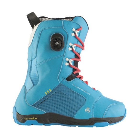 K2 T1 Mens Snowboard Boots New Blue 2012 Various Sizes