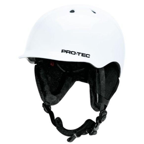 ProTec Riot BOA Snowboard Helmet 2013 in Gloss White