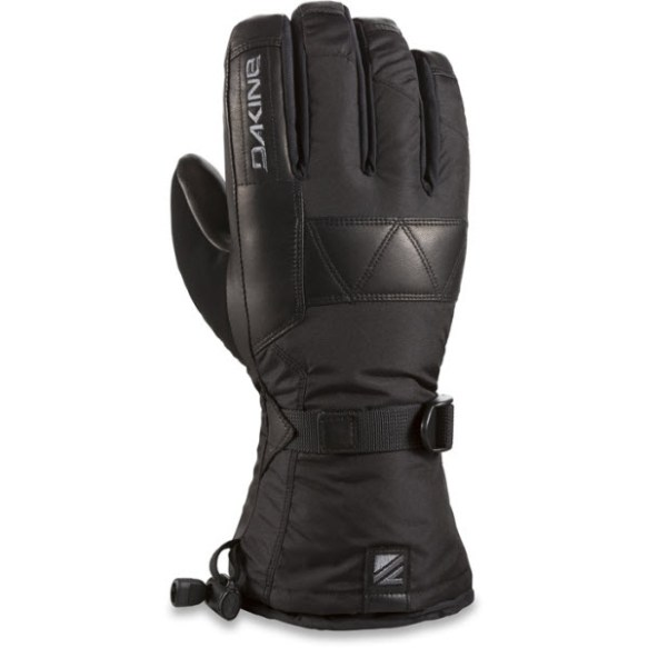 Dakine Ridgeline Snowboard Ski Gloves 2014 in Black Large