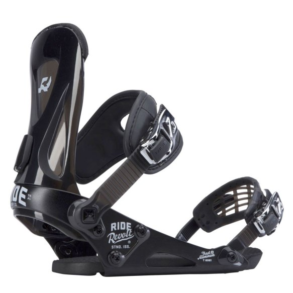 Ride Revolt Snowboard Bindings Black 2014