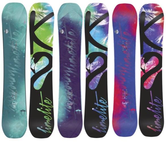 K2 Lime Lite Womens Snowboard 2014