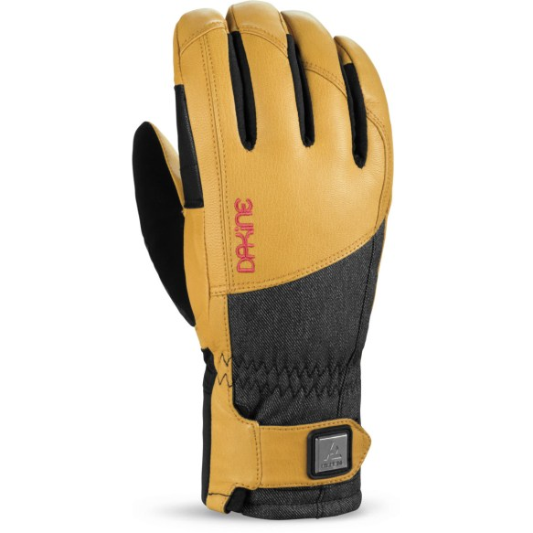 Dakine Odyssey Womens Snowboard Ski Gloves 2015 Denim Medium