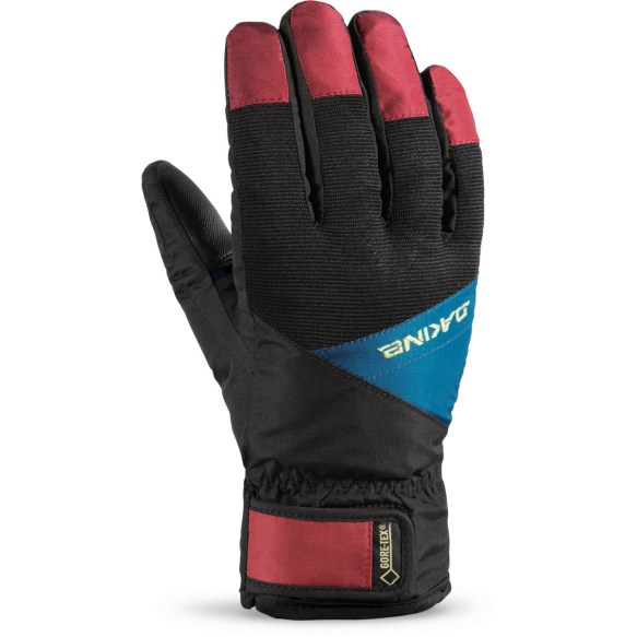 Dakine Impreza snowboard Ski Pipe Gloves 2015 Crimson Large