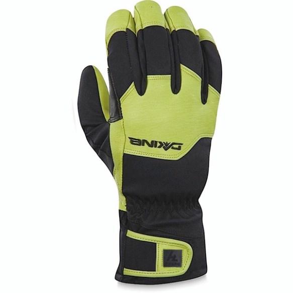 Dakine Excursion snowboard Ski Gloves 2013 in Citron