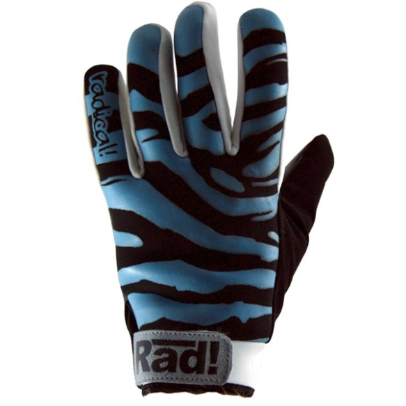 Radical Uber Gloves 2014 Electric Blue