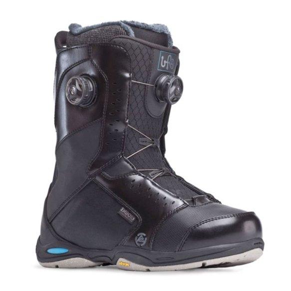 K2 UFO BOA Mens Snowboard Boot 2014 in Black