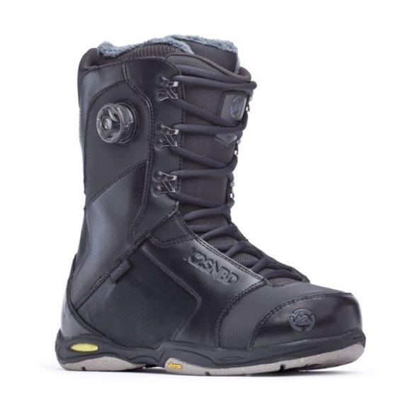 K2 T1 Mens Snowboard Boots 2014 in Black