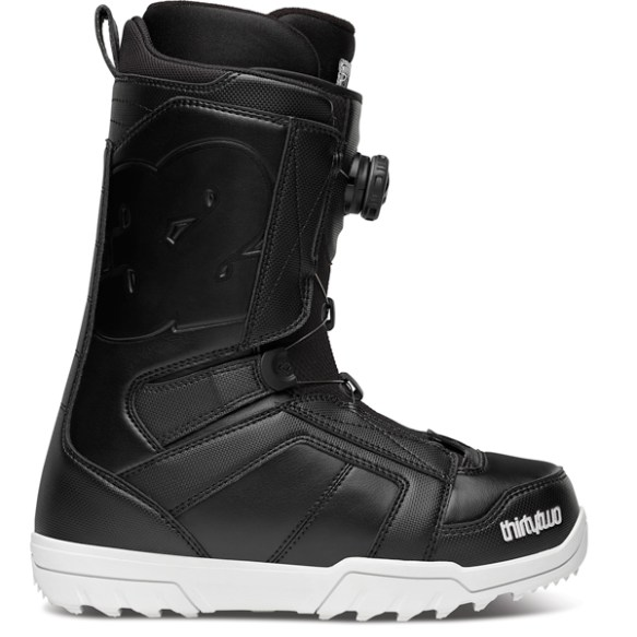 ThirtyTwo STW Boa Snowboard Boots 2014 in Black UK 8.5