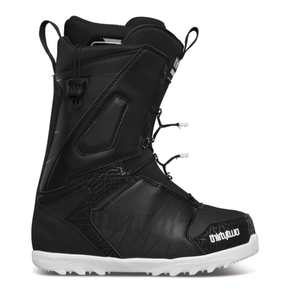 Thirtytwo Lashed FT Fasttrack Snowboard Boots 2015 in Black White