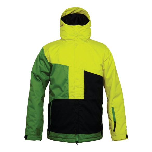 686 Authenitc Prime Insulated Snowboard Jacket 2015