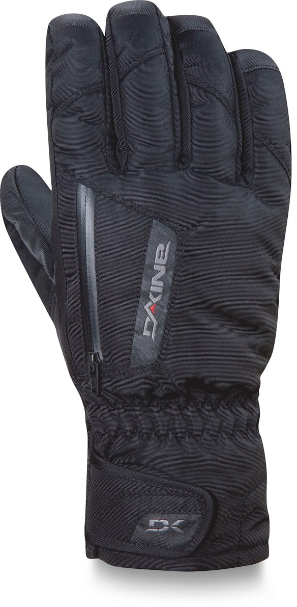 Dakine Titan Short Gore-Tex Gloves 2012 in Black
