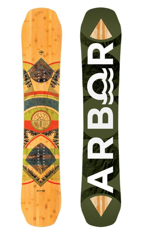 Arbor Coda Snowboard 2015