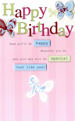 Small Of Happy Birthday Pretty