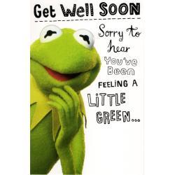 Smartly Bulk Kermit Frog Get Well Soon Card Kermit Frog Get Well Soon Card Cards Love Kates Get Well Soon Cards From Kids Get Well Soon Cards cards Get Well Soon Cards