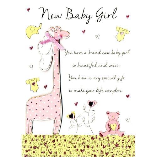 Medium Crop Of Congratulations On Your Baby Girl
