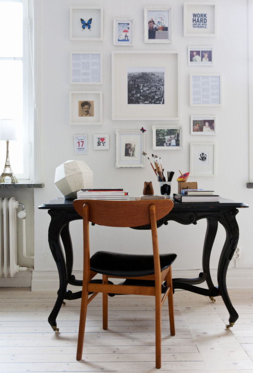 Interiores de departamentos una reforma con estilo n rdico for Departamentos decorados estilo vintage