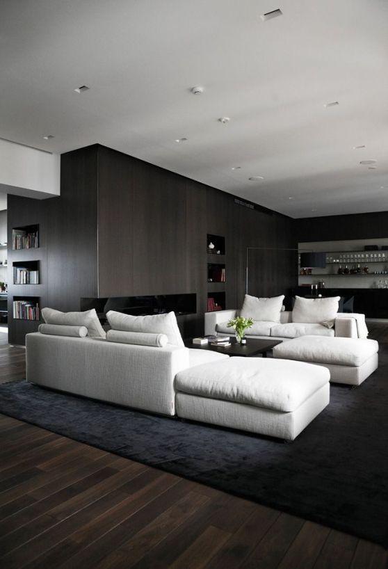 Departamento con diseño de interiores estilo contemporáneo