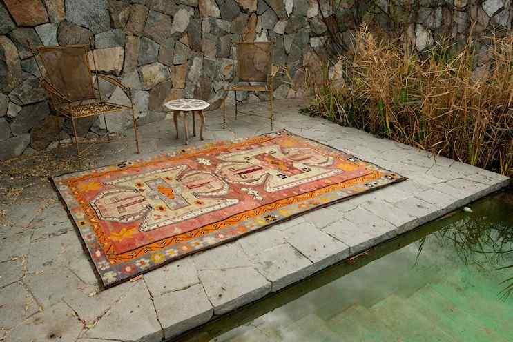 D 39 turkia alfombras en vitacura santiago for Alfombras persas chile
