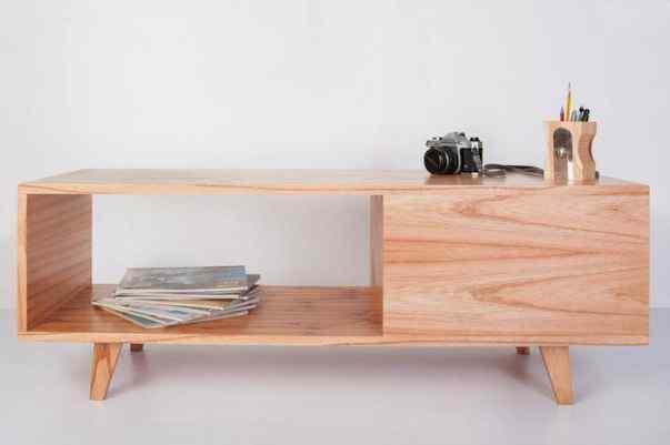 Tra mobiliario muebles escandinavos americanos for Muebles para oficina rosario