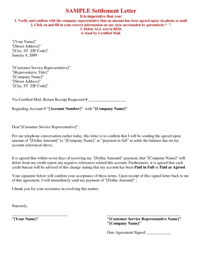 12+ Simple Agreement Letter Examples - PDF, Word | Examples