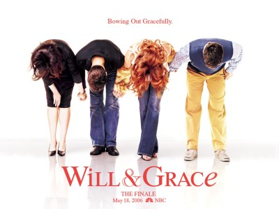 Will & Grace Finale Bow - Will & Grace Wallpaper (488803) - Fanpop