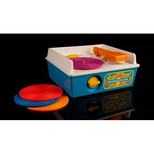 Medium Crop Of Fisher Price Record Player