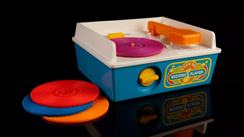 Large Of Fisher Price Record Player