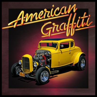 American Graffiti Photograph by Christopher McKenzie