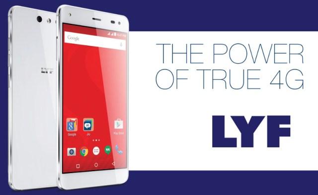 Image result for lyf mobile
