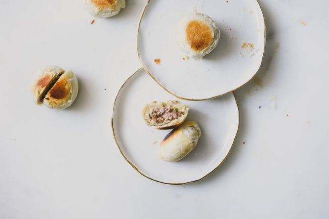Suzhou-Style Mooncakes