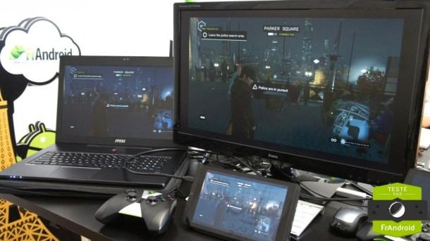 Nvidia Shield Tablet GameStream