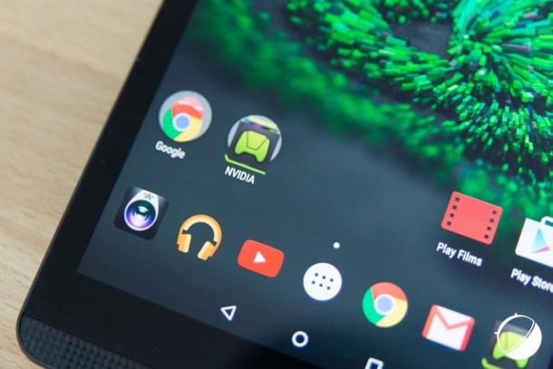 Nvidia Tablet K1 (5 sur 6)