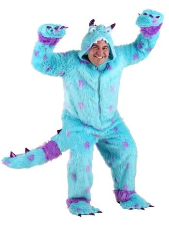 Sullivan the Monster Pus Size Costume