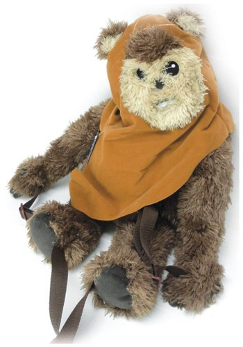 Wicket the Ewok Backbuddy Backpack