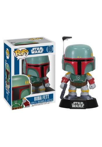 POP Star Wars Boba Fett Bobblehead