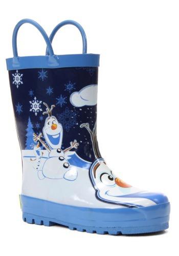 Frozen Olaf Rain Boots