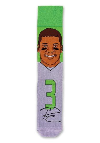 Russell Wilson NFL Socks