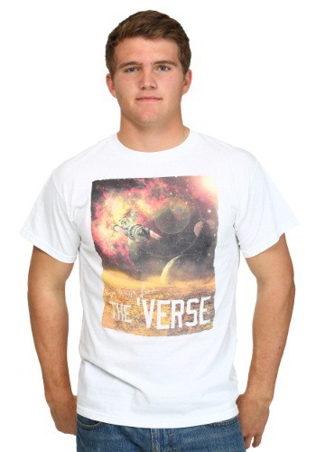 Firefly Greetings From The Verse Men's T-Shirt